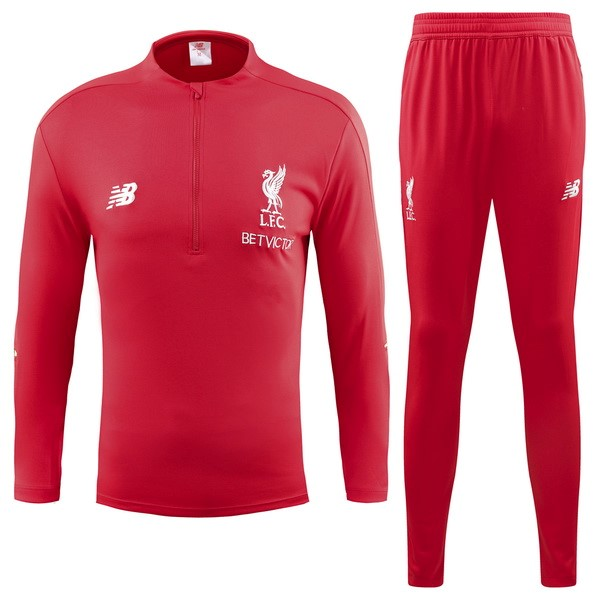 Chandal Liverpool 2018-2019 Rojo