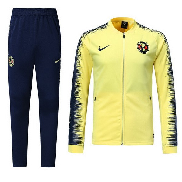 Chandal Club América 2018-2019 Amarillo