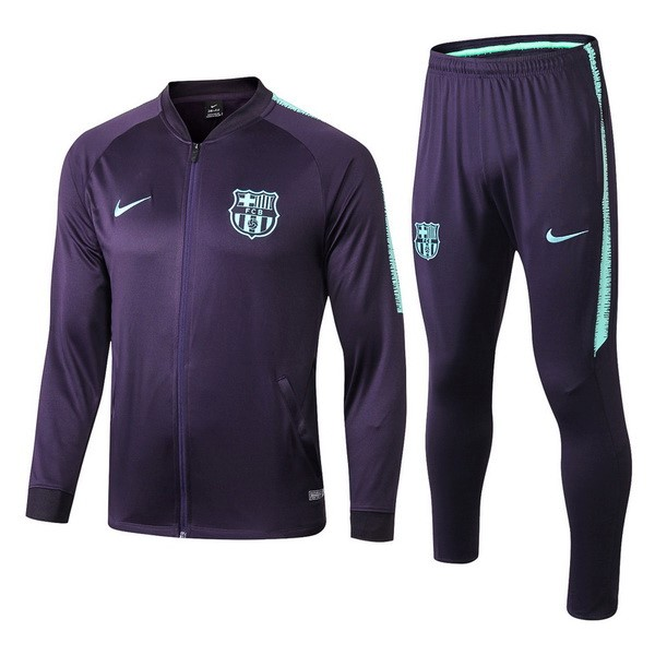 Chandal Barcelona 2018-2019 Purpura