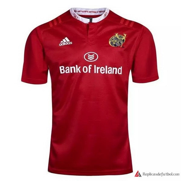 Camiseta Munster 2016/17 Rojo Rugby