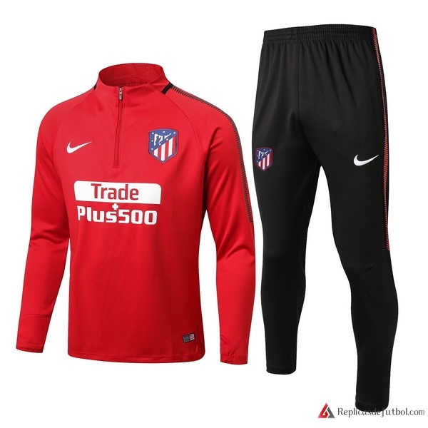 Chandal Atletico Madrid 2017-2018 Rojo